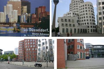 盖里在德国杜塞尔多夫的标志性建筑,很少有人参观