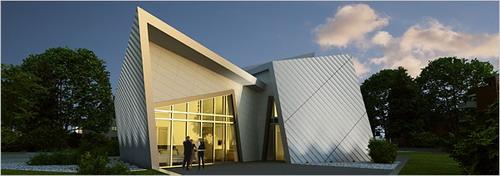 (图)美国建筑师里伯斯金设计新型活动房屋/