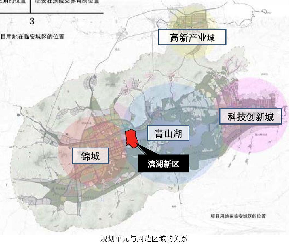 杭州市临安地图高清版