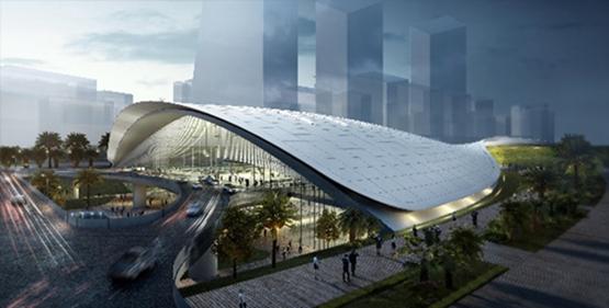法雷尔获得新加坡高速铁路车站项目