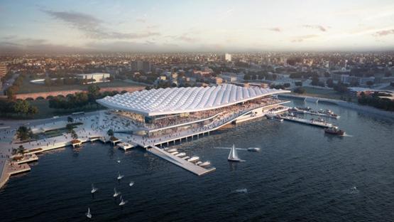 3XN设计悉尼鱼市场