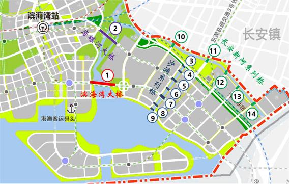 东莞市滨海湾新区滨海湾大桥方案设计国际竞赛公告