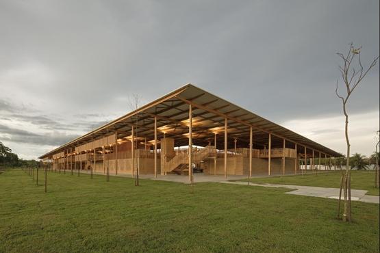 巴西建筑师获得 RIBA国际奖