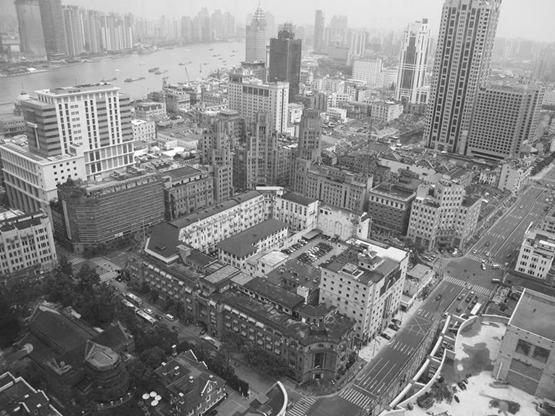 """奇普菲尔德赢得""""上海工部局大楼改建""""竞争"""