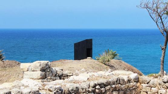 基兰·唐纳兰在黎巴嫩建悬崖小教堂
