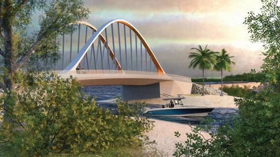 奈特和兰博尔设计百慕大桥梁