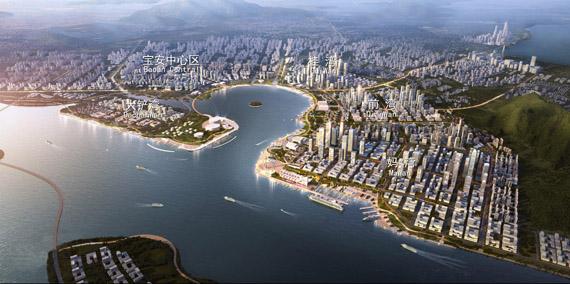深圳:前海公共空间设计国际竞赛公告