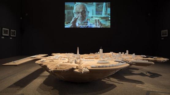 """伦佐·皮亚诺工作室设计""""虚构岛"""""""