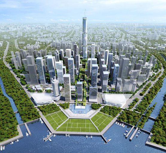 罗杰斯赢得深圳前海城市客厅规划竞争