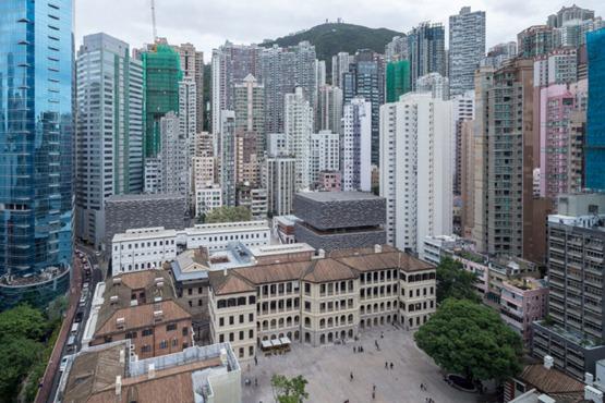 赫尔佐格-德梅隆将香港殖民建筑转变成艺术中心