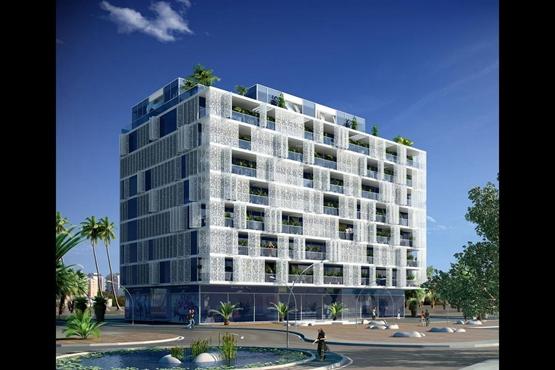 """以色列建筑师推出对包豪斯表达""""敬意""""的项目"""