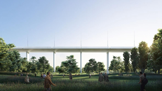伦佐·皮亚诺的热那亚桥梁设计被选中
