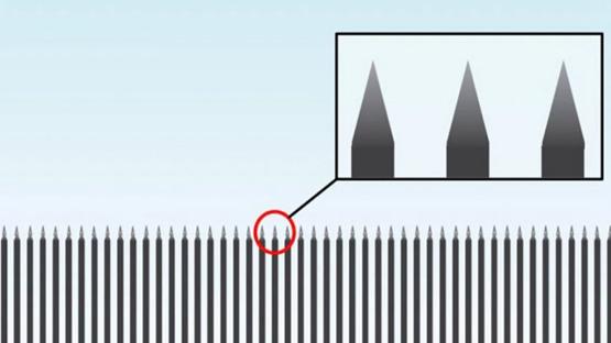 特朗普的墨西哥边境钢板栅栏受到设计师的嘲讽